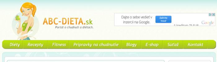 blog o chudnuti abc-dieta.sk